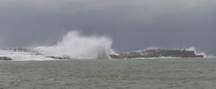 There goes the new quay