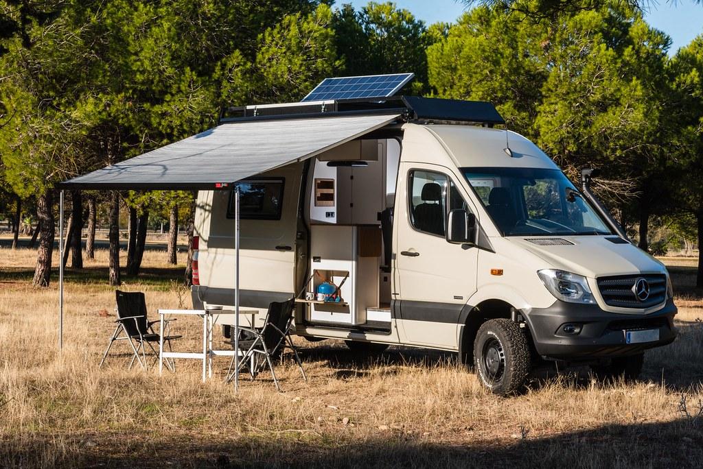 Camper y expedición 4x4: Furgonetas, camiones y TT Página