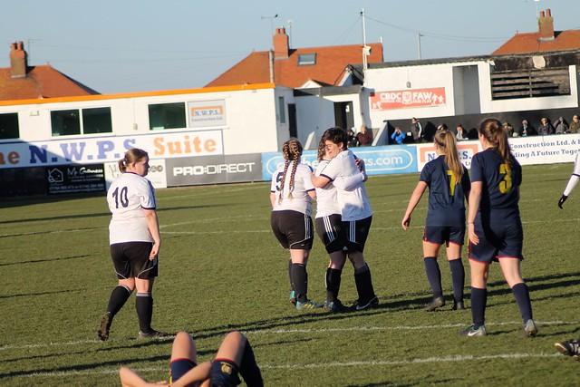 Rhyl Ladies v Cardiff Met Ladies 25/2/2018