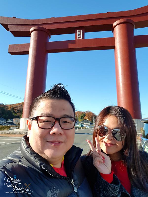 okayama inari gate