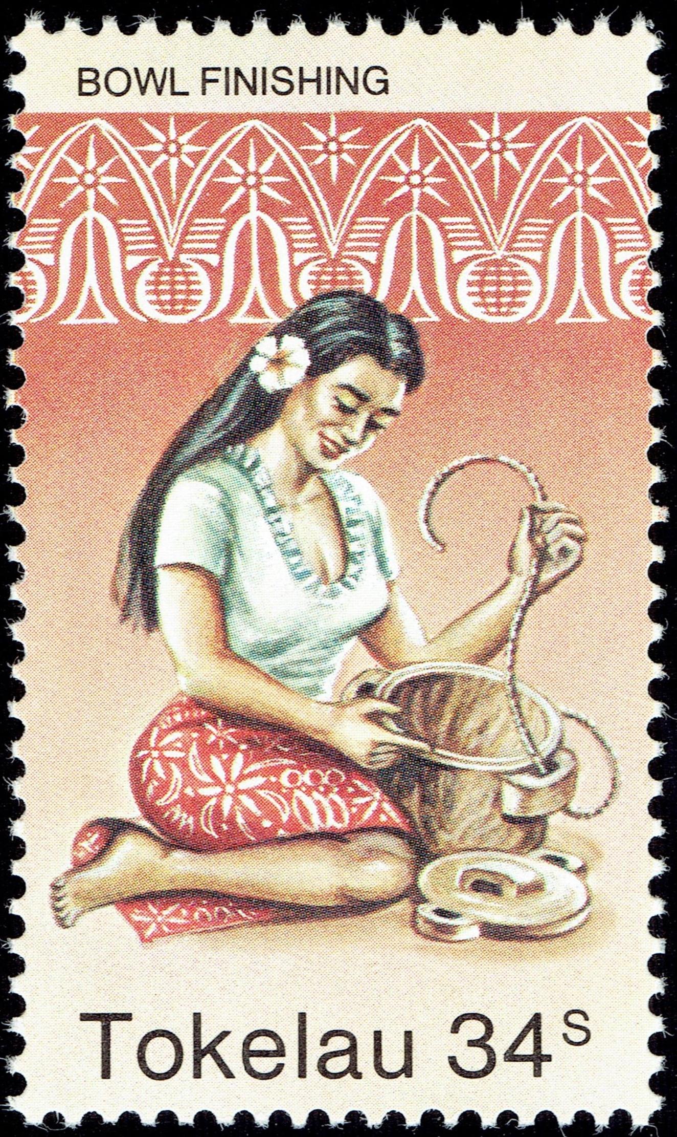 Tokelau - Scott #83 (1982)