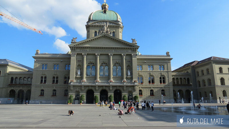 Itinerario Suiza Berna 29