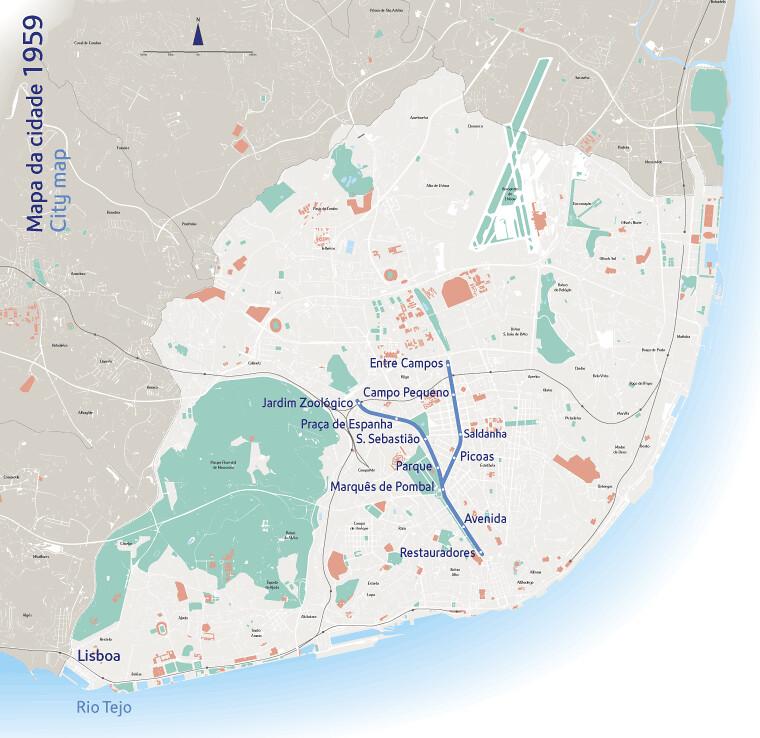 olaias mapa Metropolitano de Lisboa [2017]   SkyscraperCity olaias mapa