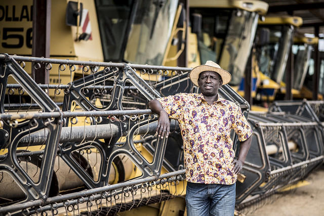 Rural Business Taking the Lead in Senegal Agriculture