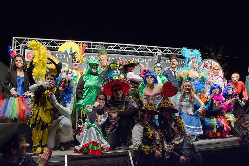Rues Carnaval 2018