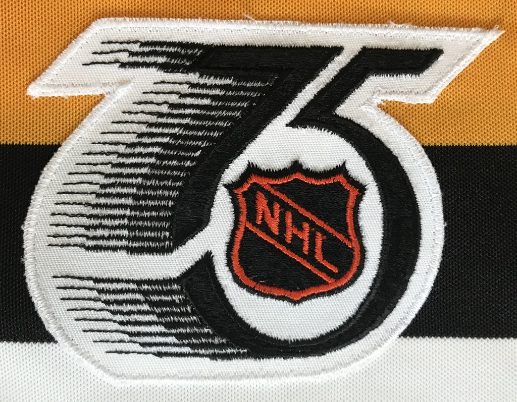 1991-92 Ray Bourque Boston Bruins TBTC Jersey Patch