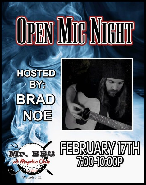 Brad Noe 2-17-18