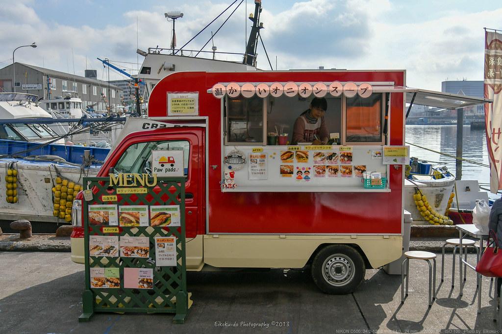 船橋漁港祭り