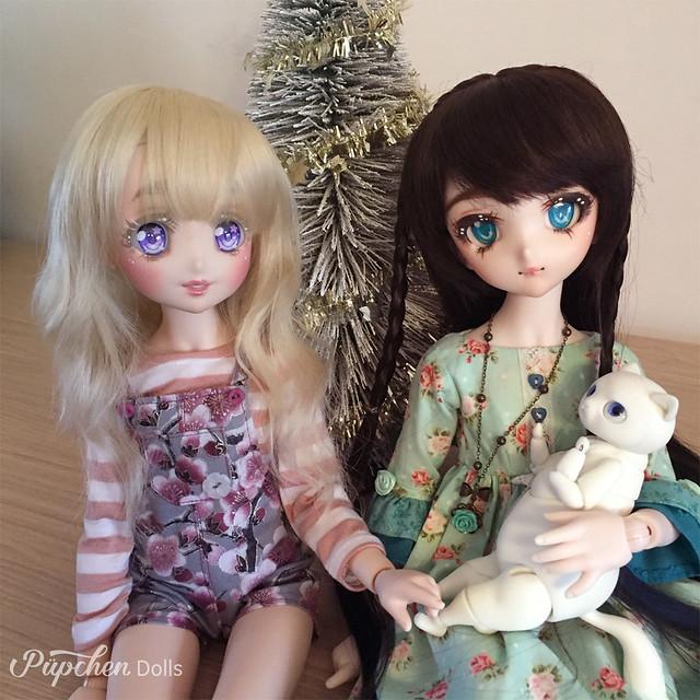 [Mini Dollfie Dream] Minato et Suzume 40322654611_761d789555_z