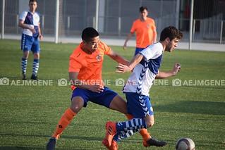 CE Sabadell - AE Josep Maria Gené 17-18