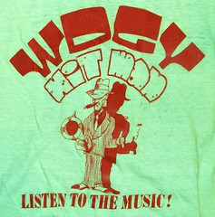 WDGY Hit Man T-shirt, 1974