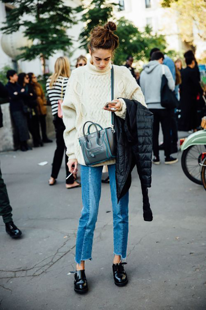 winter outfits street style inspiration trend style outfit 2018 inspo jersey de ochos2