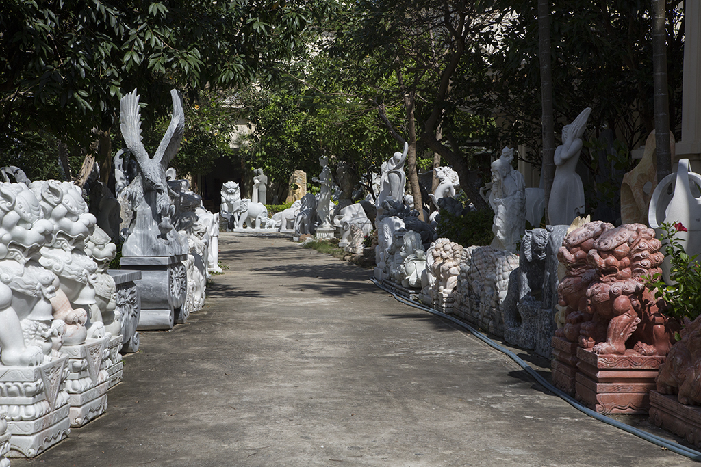 Marble Mountain,Da Nang  Vietnam