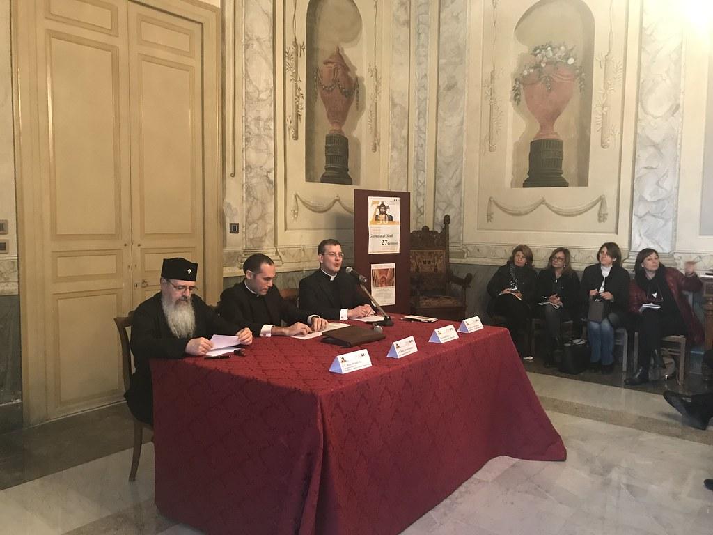 27.1.2018 - Giornata di studi sul Duomo di Monreale in occasione dei 750 anniversario dedicazione.