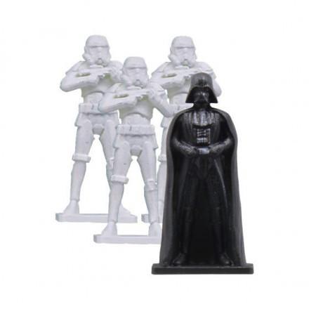 GASHAPON《星際大戰》「縮小比例角色人偶」 轉蛋作品!STAR WARS スケールモデルシリーズ Mini Figure 01