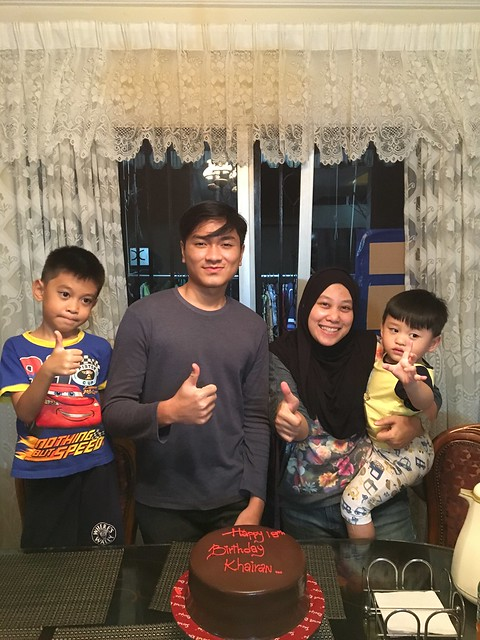 Khairan's Birthday 2018