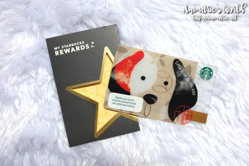 Starbucks Year of the Dog