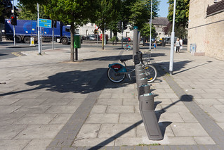 DUBLIN BIKES DOCKING STATION 88 [BLACKHALL STREET NORTH INNER CITY DUBLIN]-136280