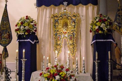 Altar Hermandad del Rocío de Montequinto