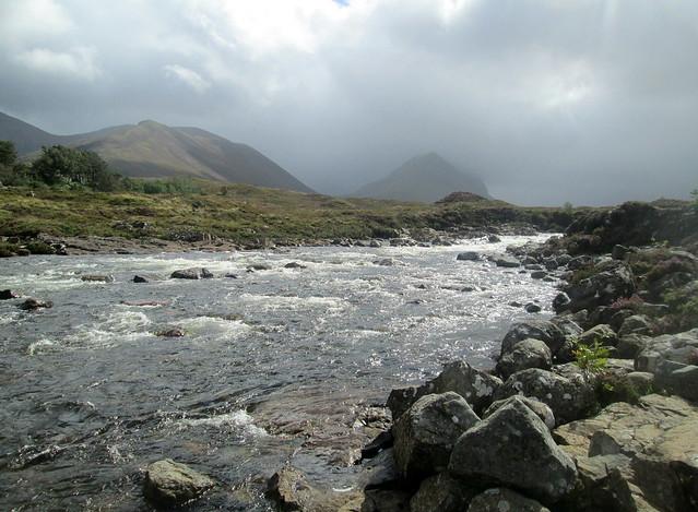 River Sligachan, Skye 2