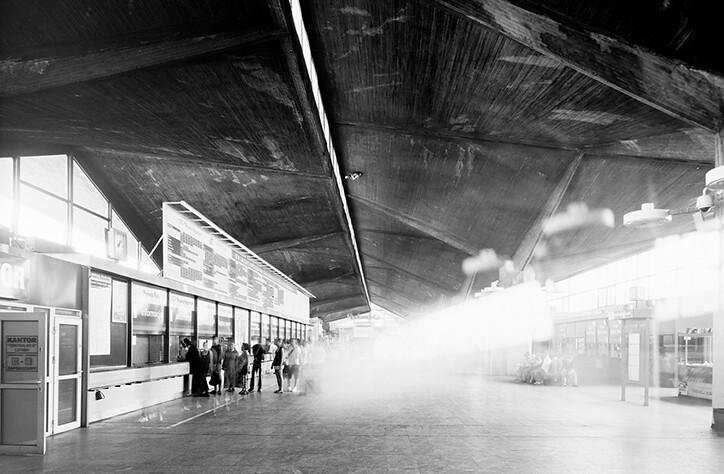 Stacja kolejowa Katowice