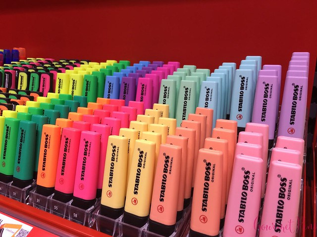 Field Trip Insights X Stationery:Trade Show @StabiloUK @InsightsExpo 11