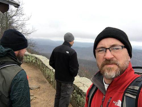 White Rock Mountain, Arkansas
