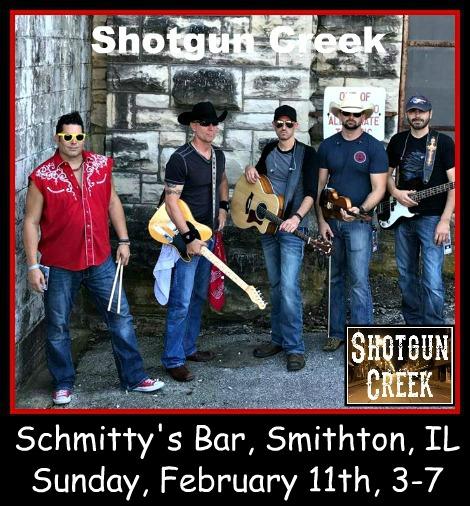 Shotgun Creek 2-11-18