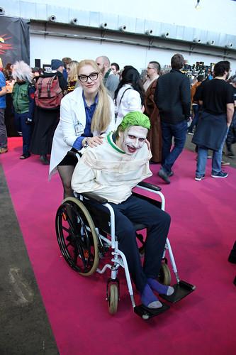 Harley and the Joker