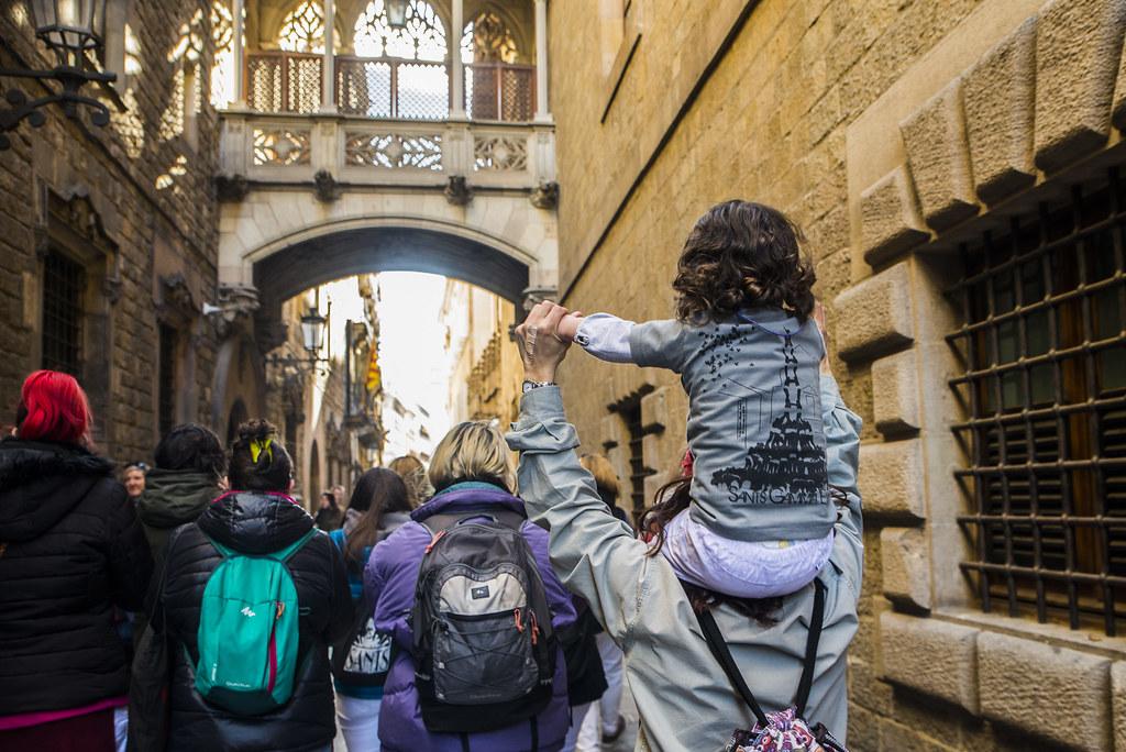 Diada de Santa Eulàlia, Barcelona 11 de febrer de 2018