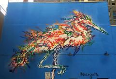 Chromatic Heron by Jazz Guetta