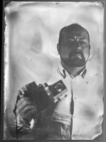 Richard au Collodion Humide