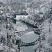 只見線第一鐵橋 by benageXYZ-邊