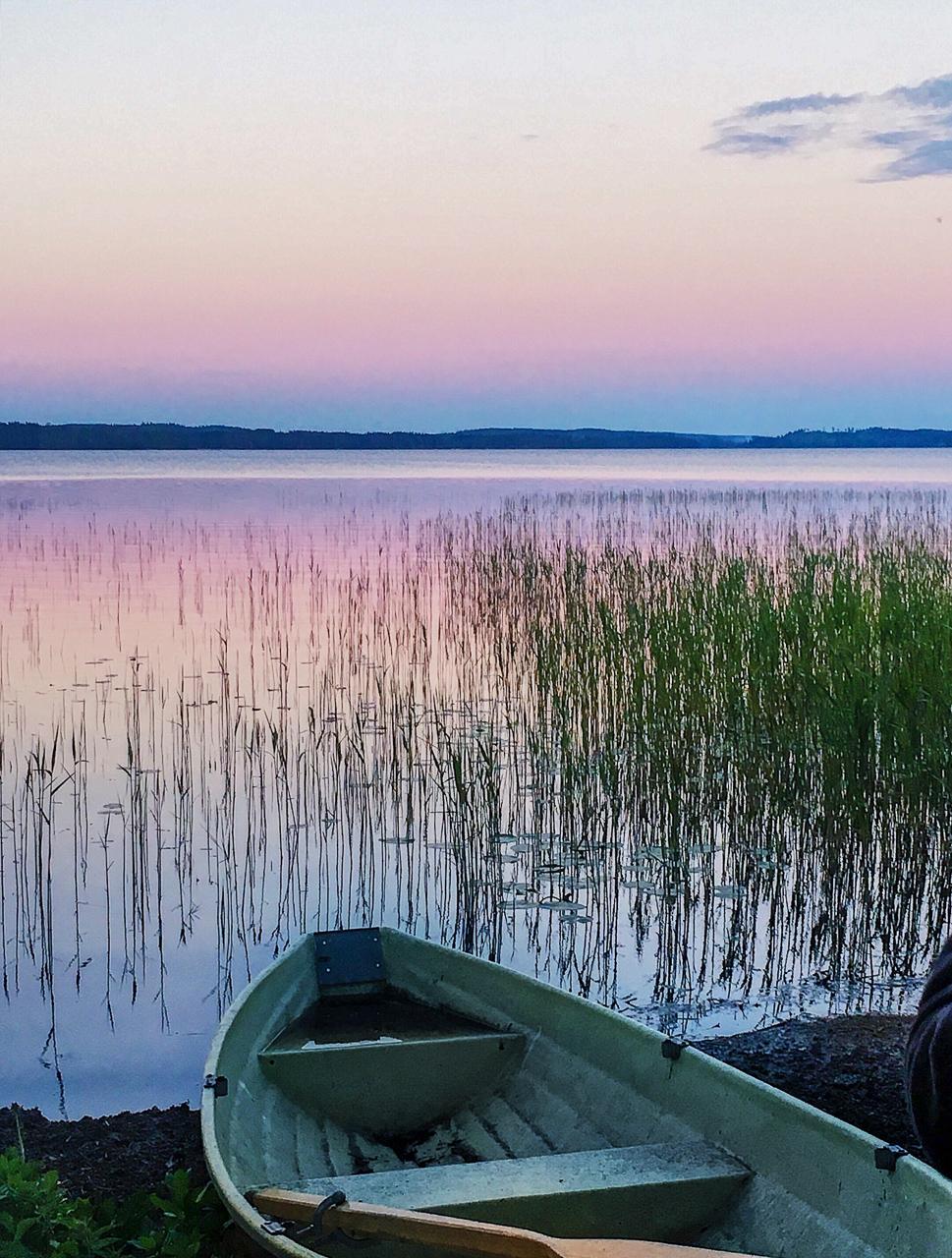 Immolanjärvi, Imatra