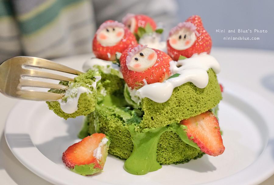 有點甜 草莓 抹茶 蛋糕 甜點20