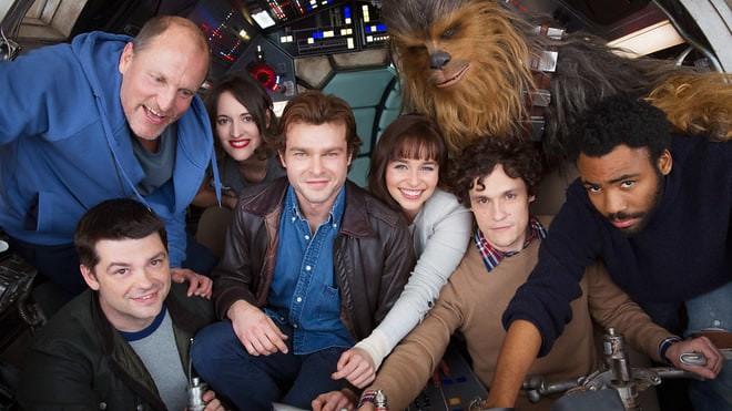 Pemeran di Solo: A Star Wars Story salah satu film paling dinanti tahun 2018