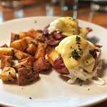 Feed your #benediction during our new Friday brunch! (10am-4pm) :egg: - - @camila_m_gold photo credits! - - #foodie #yum #rhody #farmtotable #rifoodfights #ediblerhody #foodlove #foodlover #foodblog #foodblogger #foodphotography #instafood #rhodeisland #n