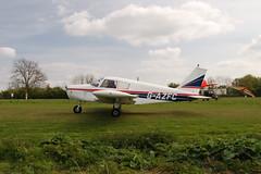 G-AZFC Piper PA-28-140 [28-7125486] Popham 020509
