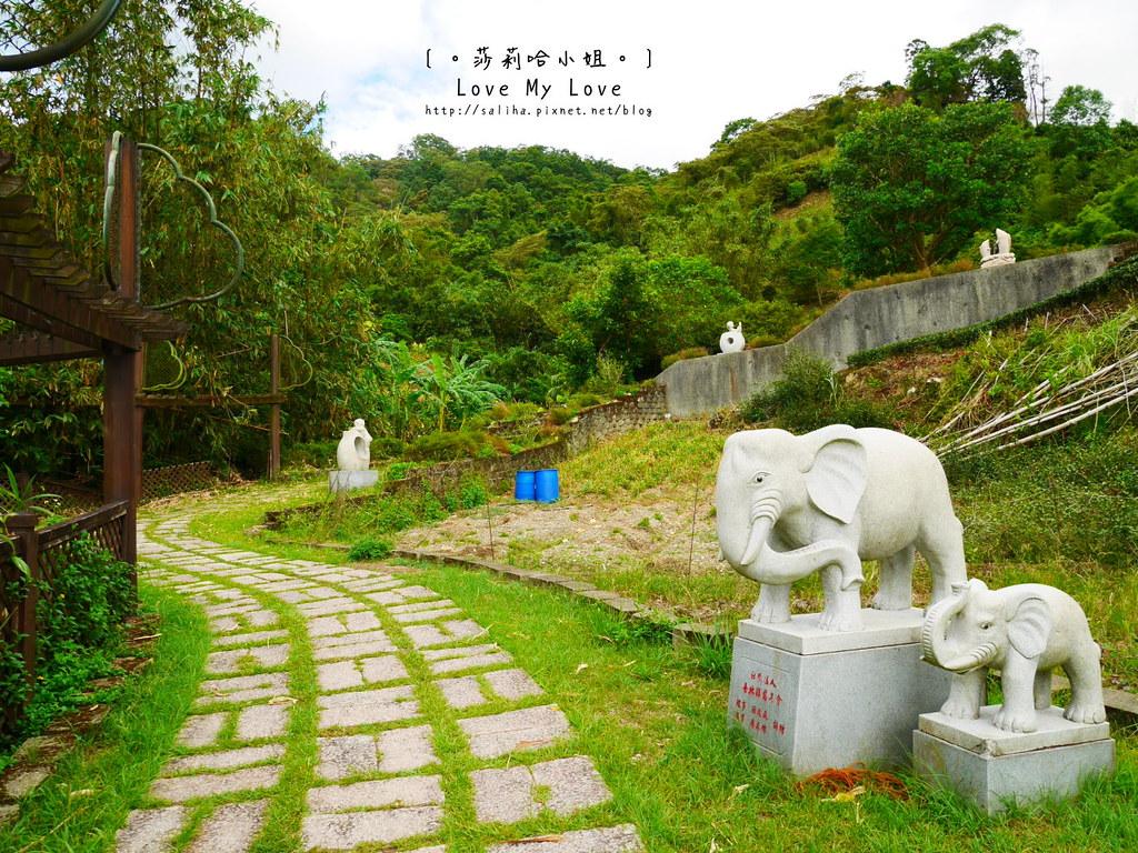 坪林老街一日遊景點石雕公園 (5)