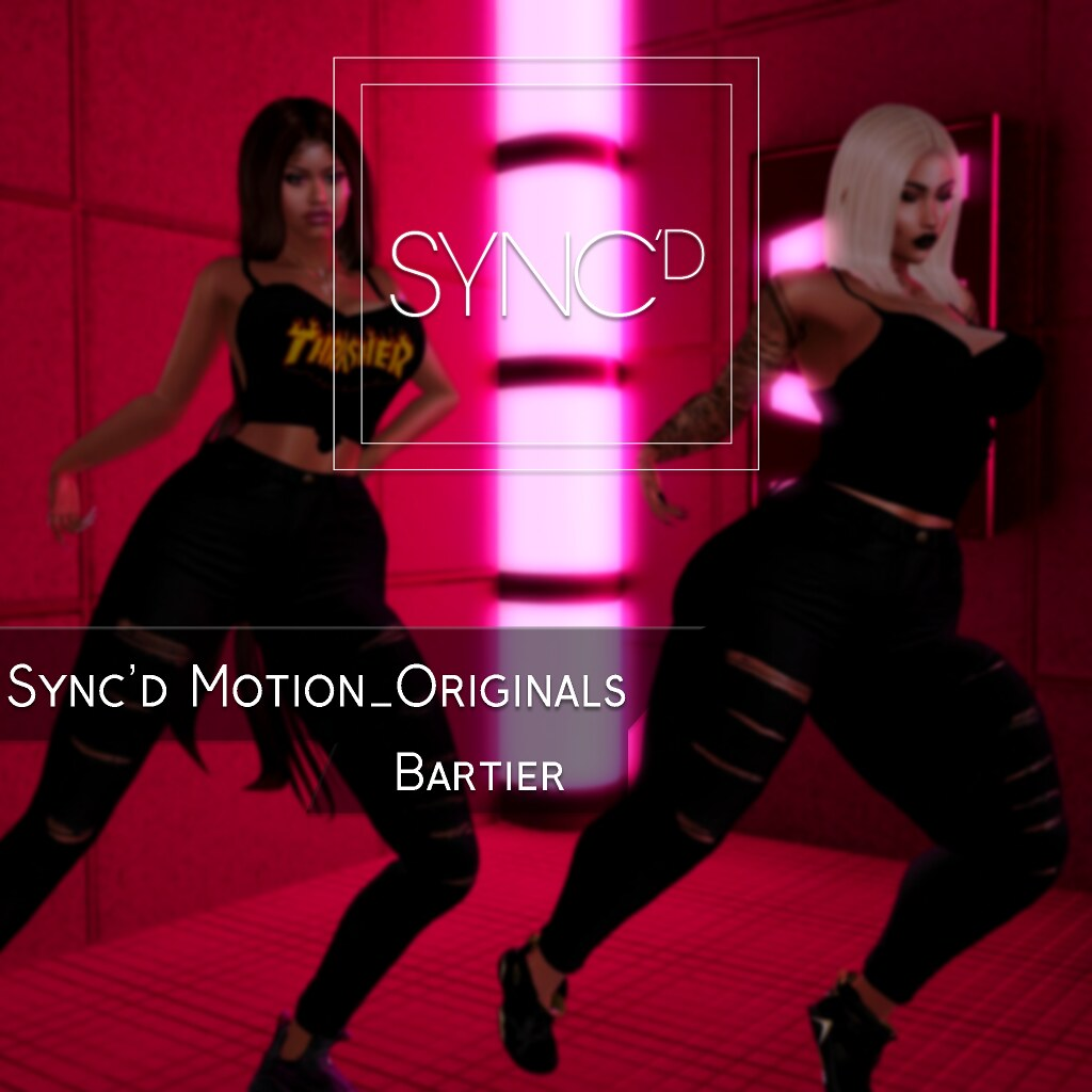 Sync'd Motion__Originals - Bartier