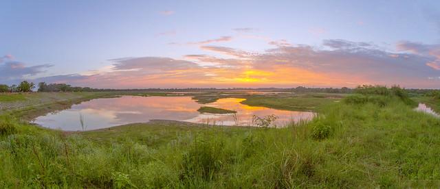 Sukhna Lake , Chandigarh.