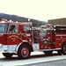 CFD Eng 13 1972 Seagrave 1250/300 Shop #F-041 20 Mar 86 posted by Jay's Fire Trucks to Flickr