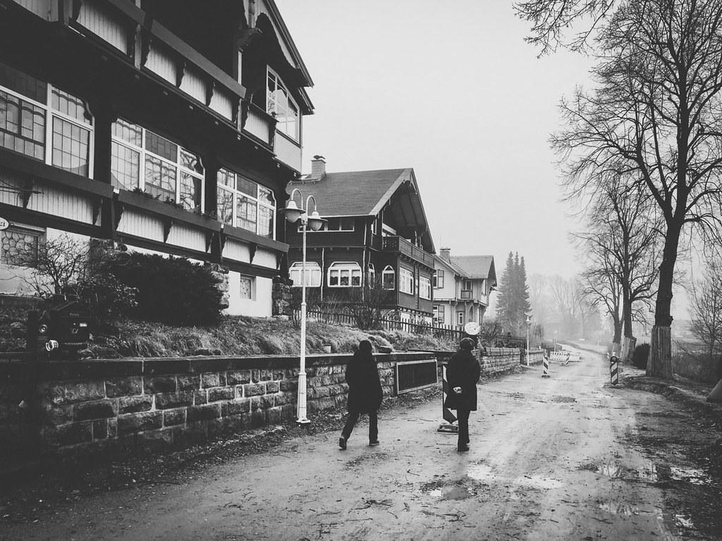 Sendig-Villen in Ostrau