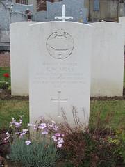 Arras: Beaurains Communal Cemetery, Beaurains (Pas-de-Calais)