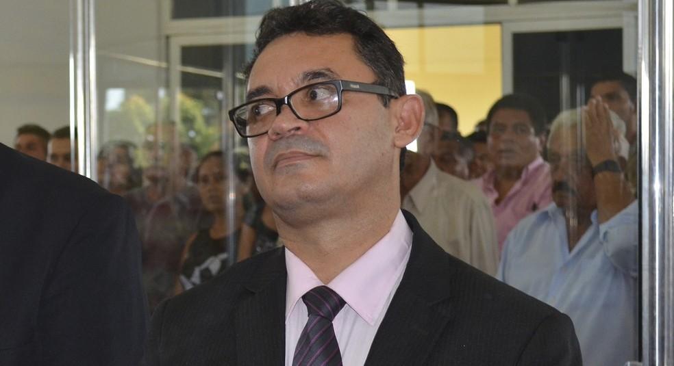 Dinheiro a ser devolvido por delator da Perfuga irá para o hospital municipal, Reginaldo Campos