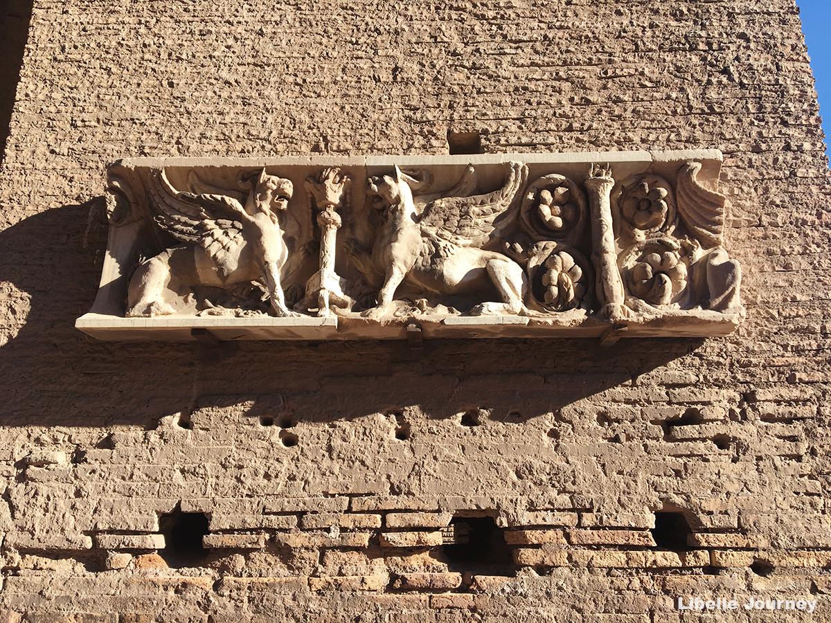 Roman bas-relief