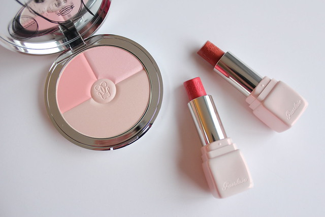 Guerlain Spring 2018 Glow with Love collection review