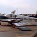 SIAI-Marchetti S.205-18F OO-JDB Gatwick 4-4-70