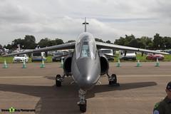 E167 705-MN - E167 - French Air Force - Dassault-Dornier Alpha Jet E - RIAT 2016 Fairford - Steven Gray - IMG_9873