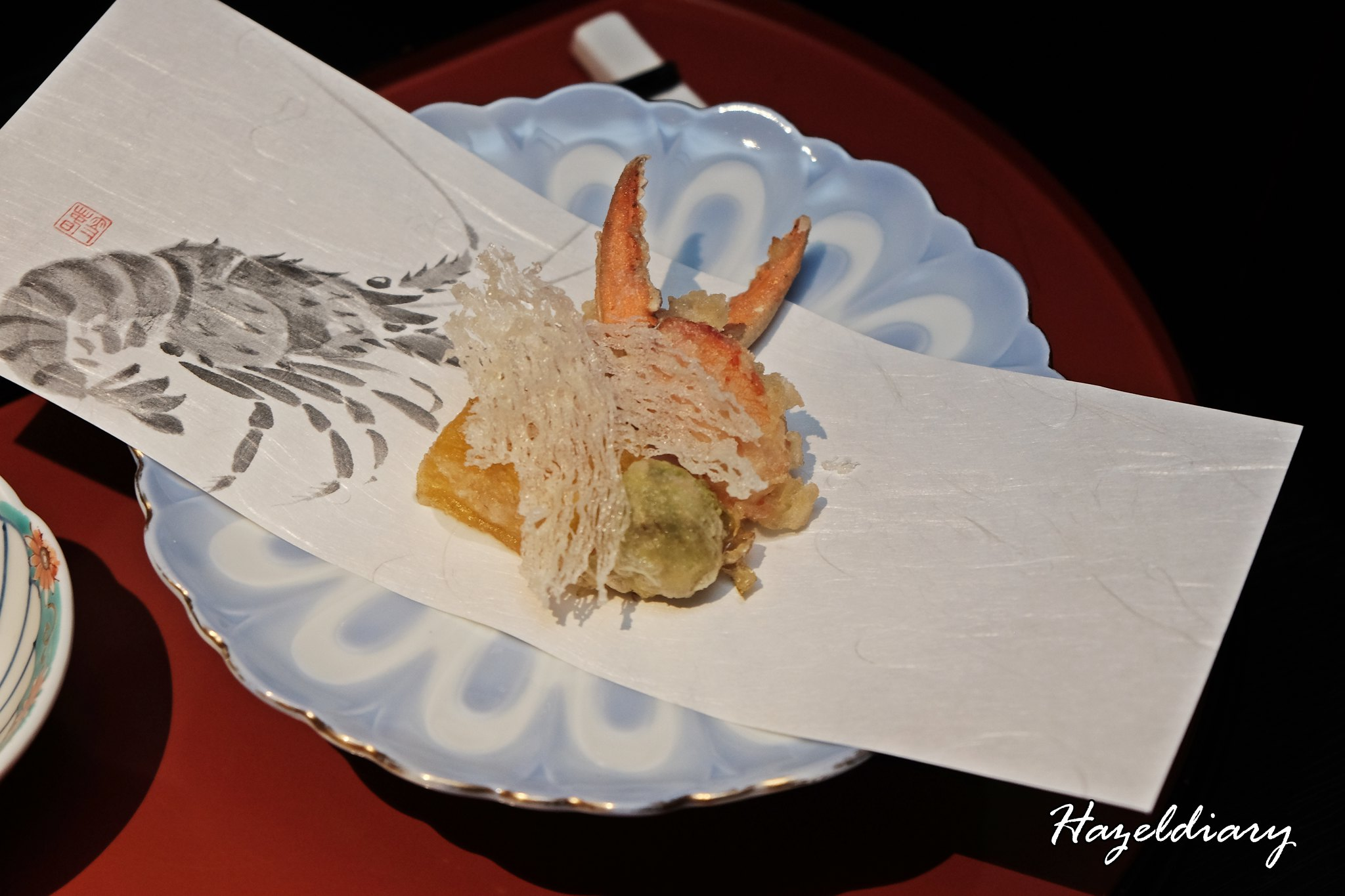 Shima Japanese Kaiseki Restaurant-Snow Crab